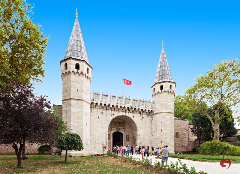 Topkapi Sarayı, İstanbul
