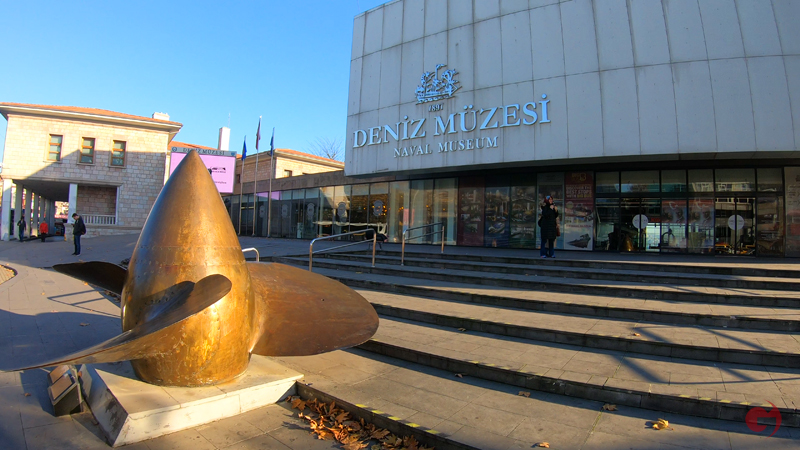 Deniz Müzesi, Beşiktaş