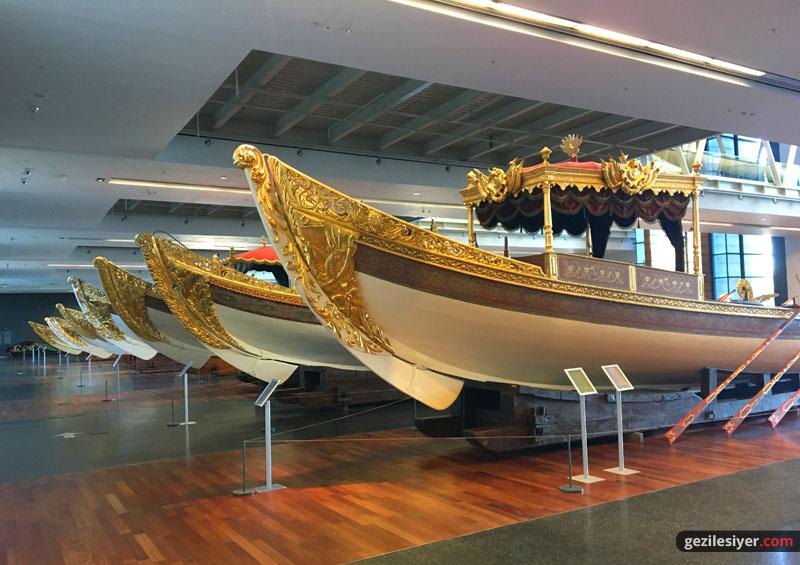 İstanbul Deniz Müzesi Eserleri