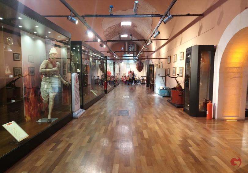 istanbul itfaiye müzesi