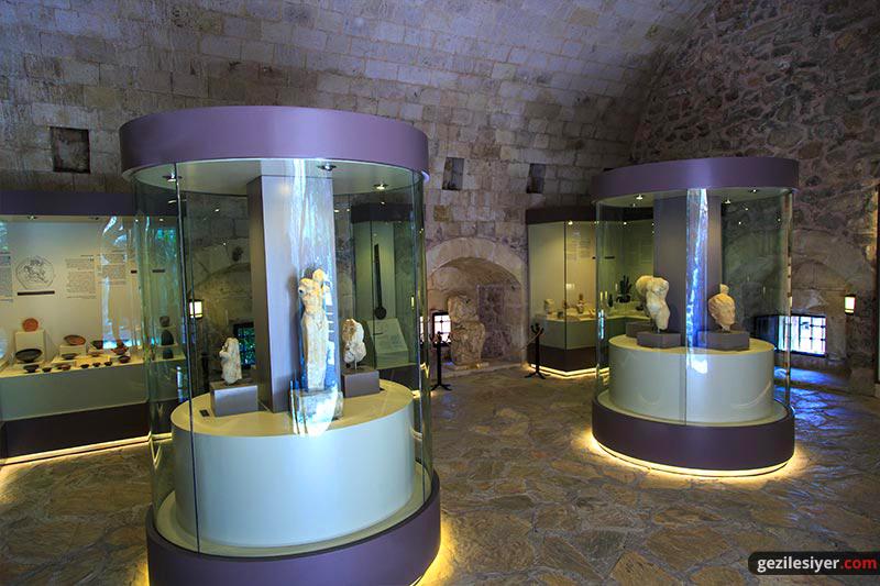Marmaris Müzesi, Muğla