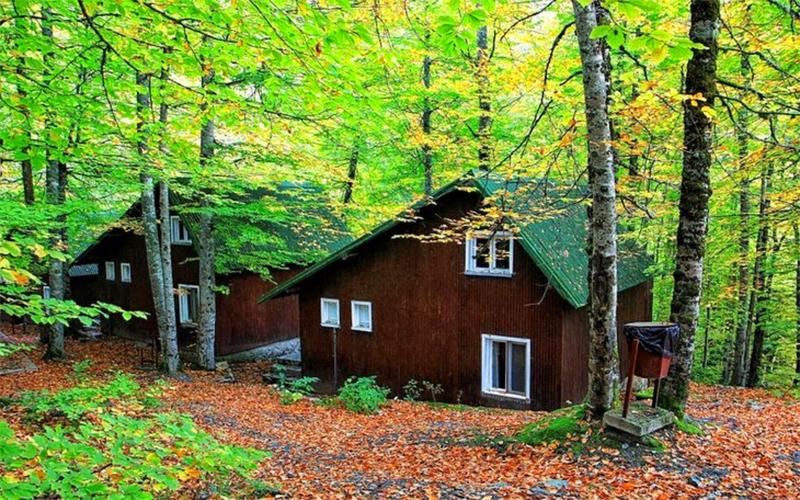 Habitat Bungalov Evler, Yedigöller