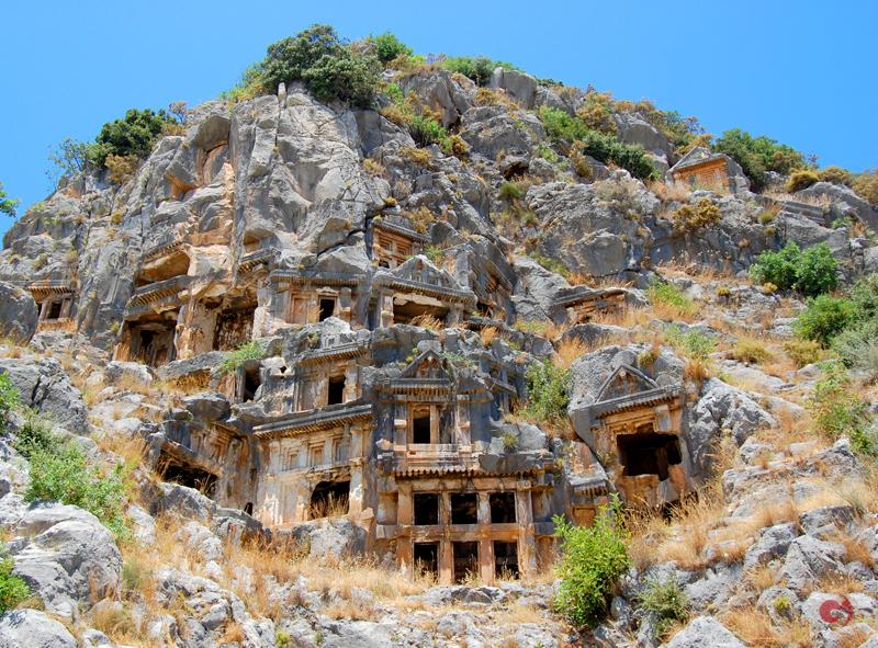 Myra Antik Kenti, Antalya