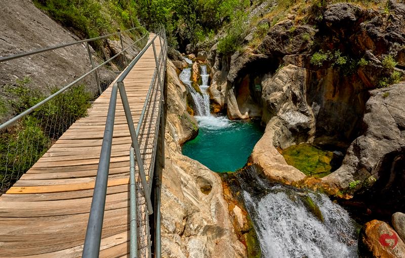 Sapadere Kanyonu, Antalya