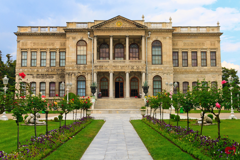 Dolmabahçe Sarayı, İstanbul