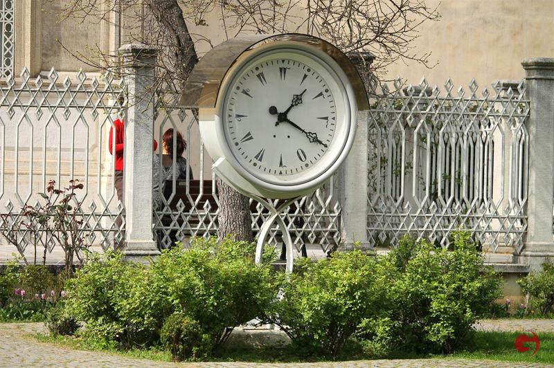 Dolmabahçe Sarayı Saat Müzesi