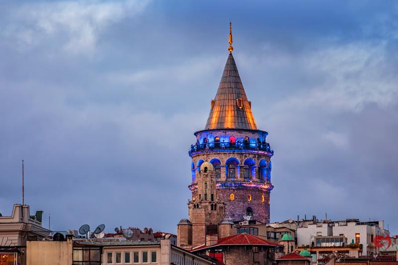 Galata Kulesi Efsanesi