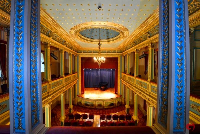 Yıldız Sarayı Tiyatrosu Ve Opera Evi