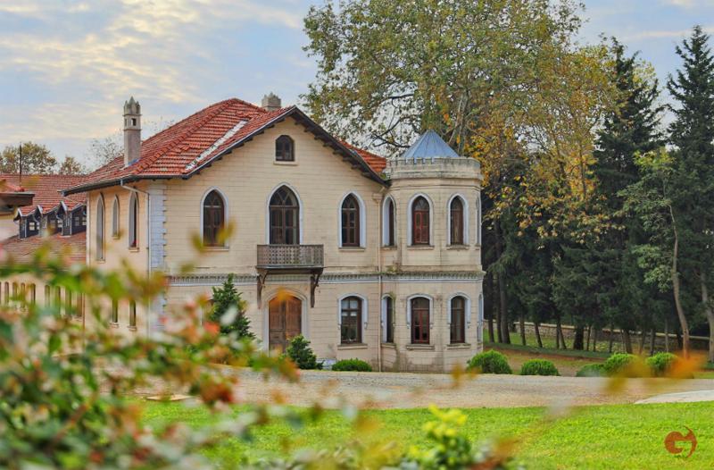 Yıldız Sarayı, Ferhan'ın ahırı