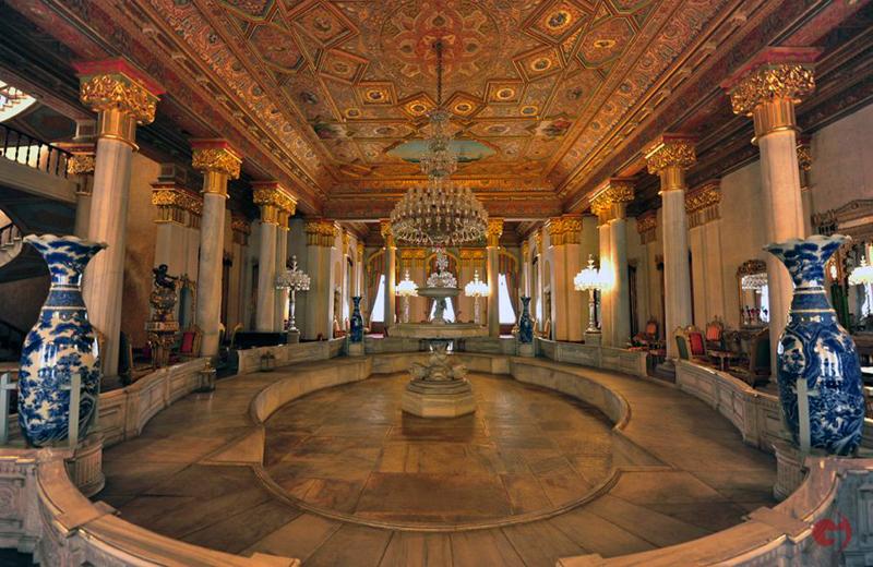 Beylerbeyi Sarayı, Özellikleri