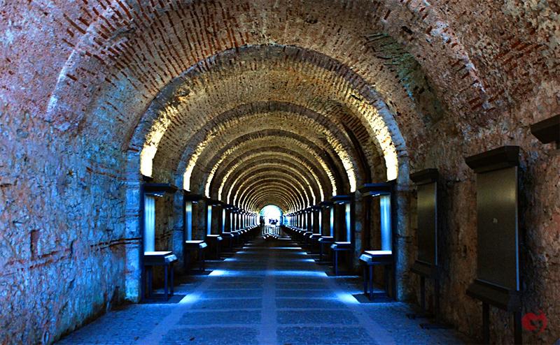 Beylerbeyi Sarayı Tarihi Tünel
