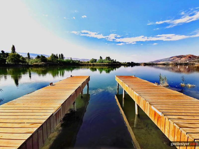 Gölbaşı Gölleri Tabiat Parkı