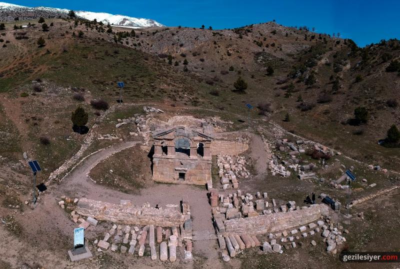 Şar Antik Kenti
