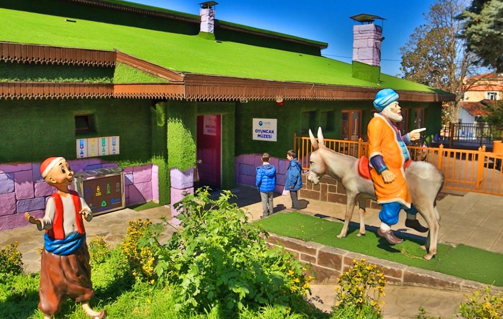 Canik Oyuncak Müzesi